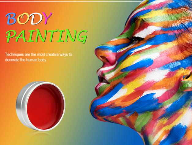 גילמור ביוטי - IMAGIC צבעי שמן איכותיים ומקצועיים 25 גרם
