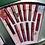 גילמור ביוטי - NYX   סט 12 ליפסטיק גלוס מאט עמידים