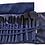 Gilmore Beauty - ZOREYA 10PCS Dark BlueProfessional Makeup Brushes