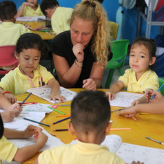 English Kindergarten Class