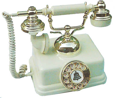 My life with the telephone