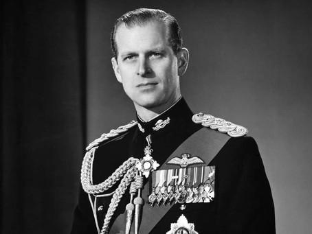 ...and we say goodbye to Prince Philip