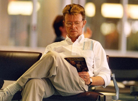 David Bowie was an avid reader!