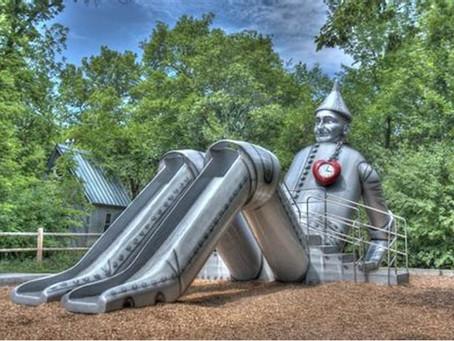Bookish Amusement Parks