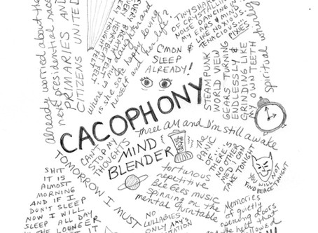 Wednesday Word: Cacophony