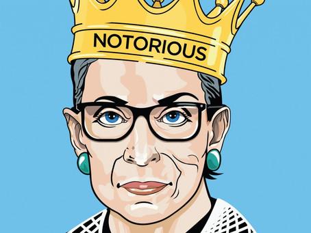 Remembering Ruth Bader Ginsberg