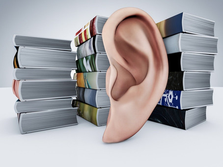 What do you think of audiobooks?