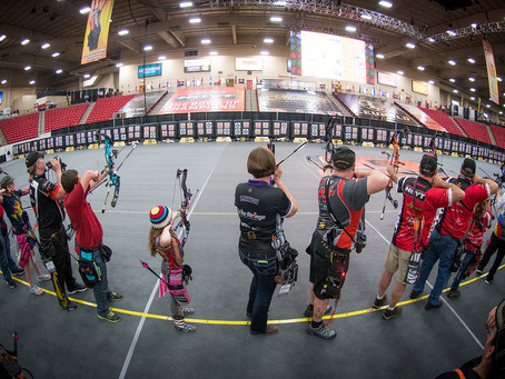 Vegas Shoot Breaks 3500 Entries for First Time