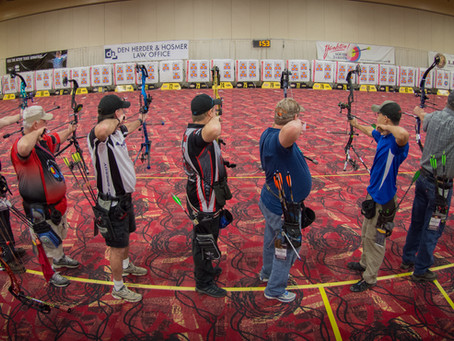 Compete in the 2021 Vegas Shoot - Virtual and Win BIG!