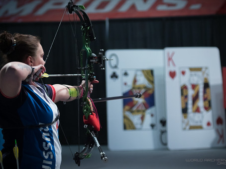 Registration Opens for 2018/2019 Indoor Archery World Series Events