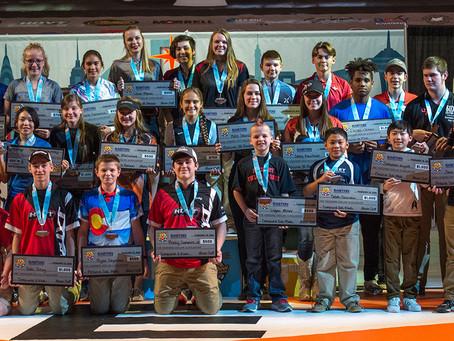 Vegas Shoot Awards Its 36 Titles to Junior Shooters