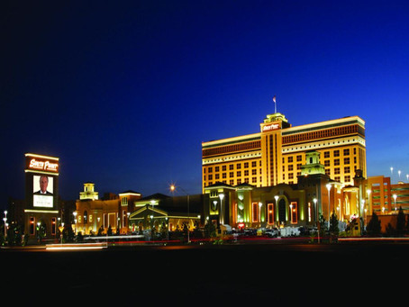 The Vegas Shoot Signs Four-Year Agreement with the South Point Hotel