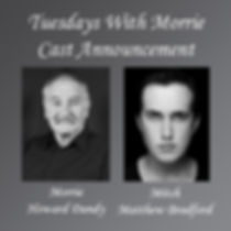 Tuesdays With Morrie Cast Announcement.j