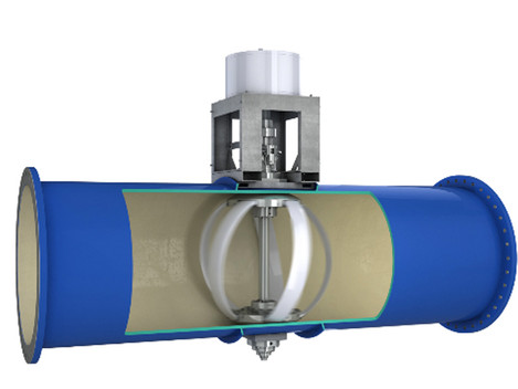 Creative Ideas for Energy: Water Pipe Turbines