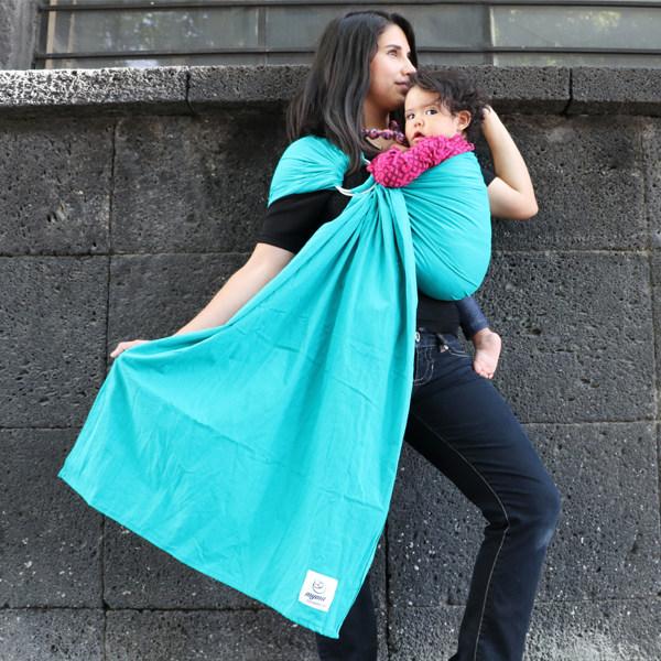 bandolera de manta