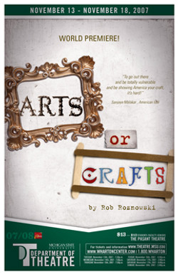 Arts or Crafts