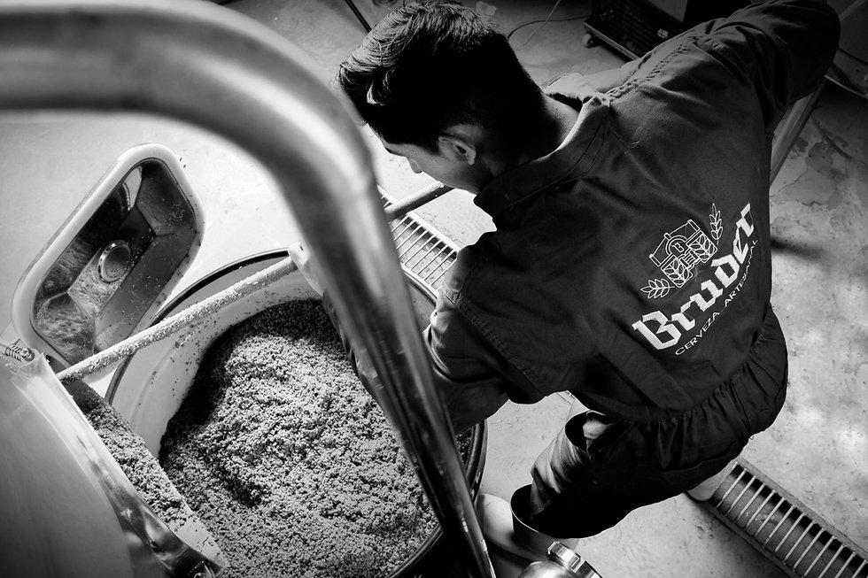 Bruder Cerveza Artesanal Diseño