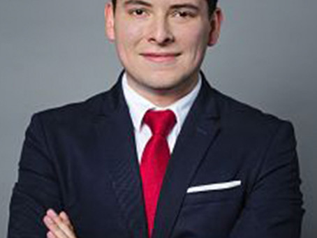 Nuestro asociado Christopher Glasscock ha sido seleccionado para el ICCA Mentoring Programme.