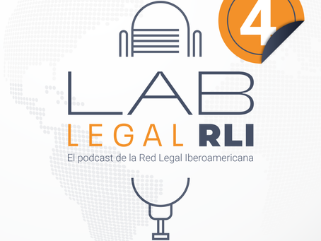 Podcast - Lab Legal Episodio 4: LegalTech - la tecnología en los despachos de abogados
