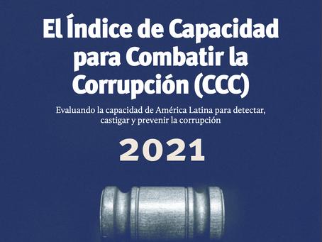 LOVILL - Resultados del Índice de Capacidad para Combatir la Corrupción