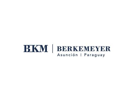 Bancos y Servicios Financieros: Prevención de Lavado de Activos y Financiamiento del Terrorismo. BKM