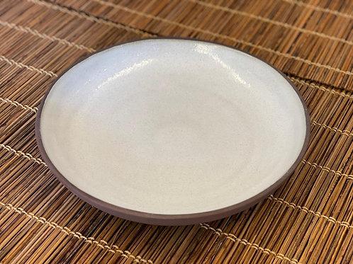 Bowl aberto em argila negra