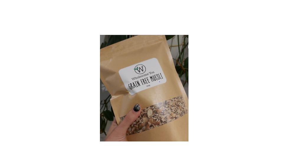 Grain Free Museli