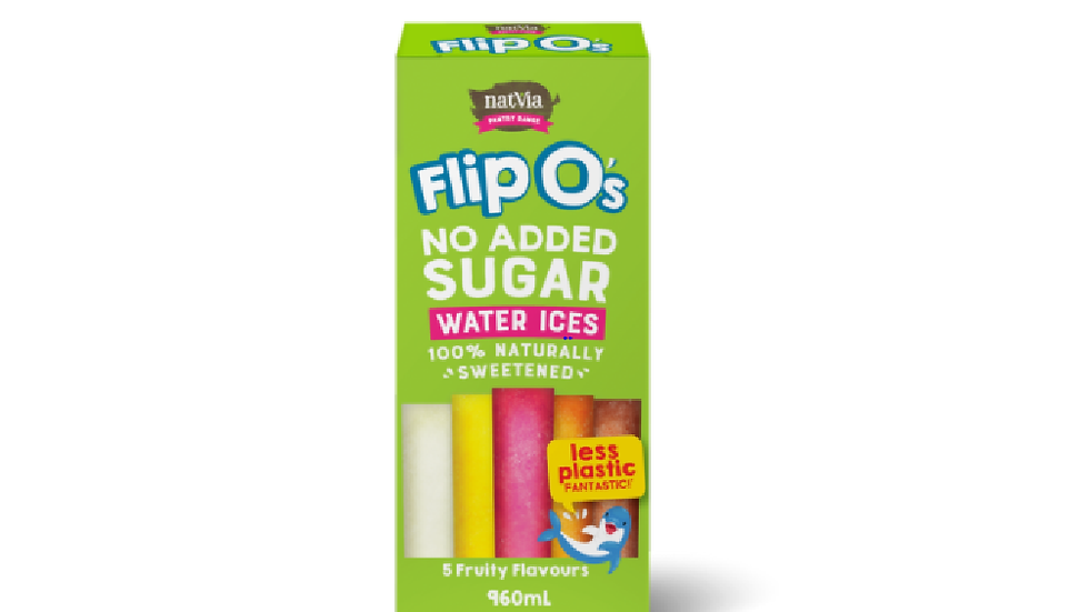 Flip O's Ices 60ml - Natvia