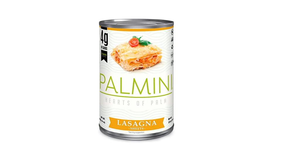 Palmini Lasagna Sheets