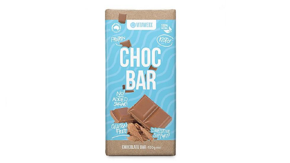 Vitawerx Milk Chocolate 100g