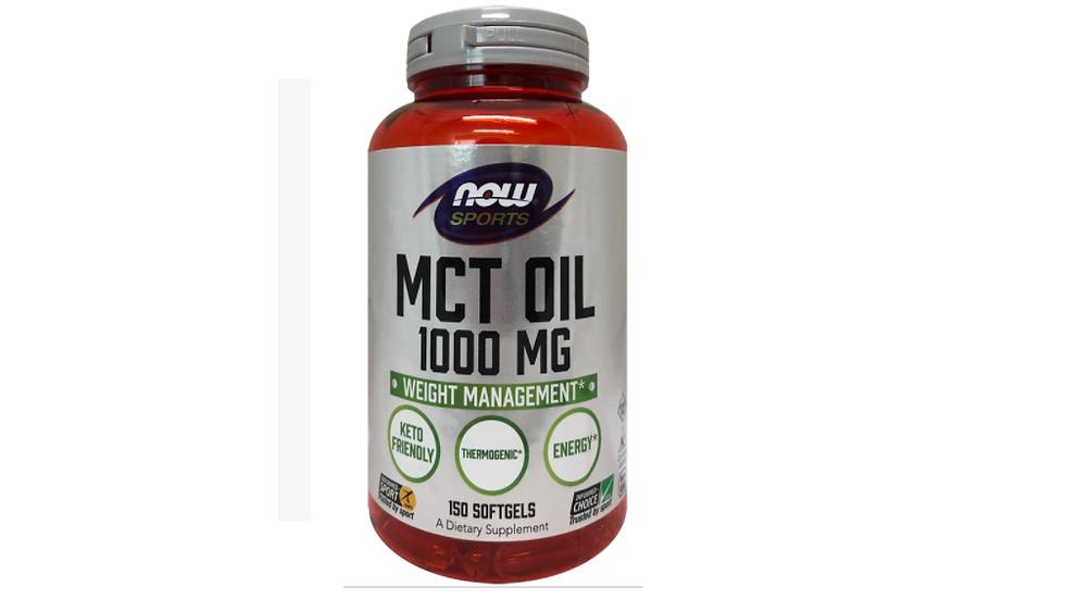 MCT Oil 1000mg 150SG