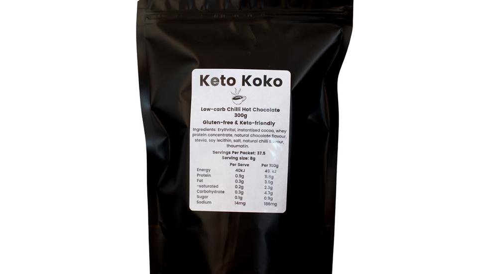 Keto Koko Chilli - Low Carb Hot Chocolate