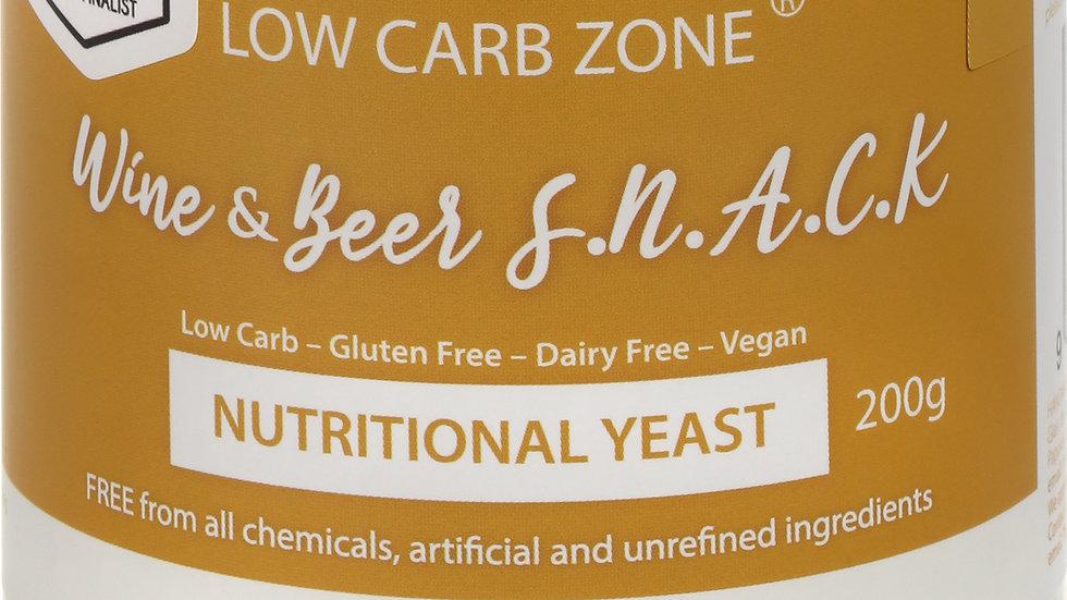 Wine & Beer S.N.A.C.K - Nutritional Yeast