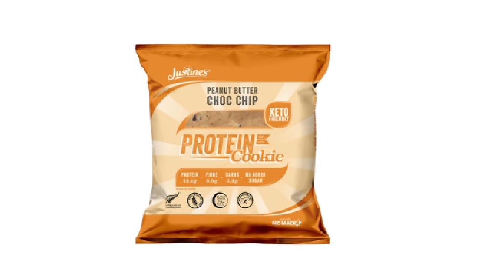 Justines Peanut Butter Protein Cookie