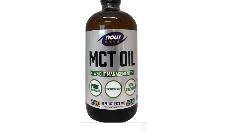 MCT Oil 473ml