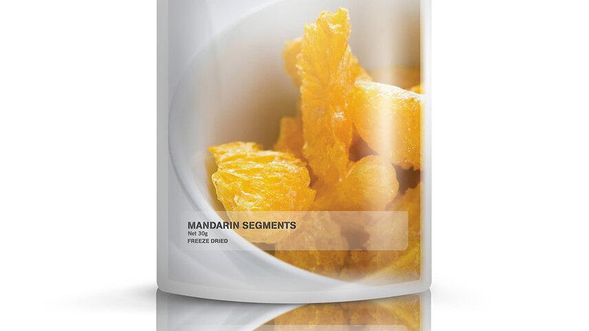 Freeze Dried Mandarins