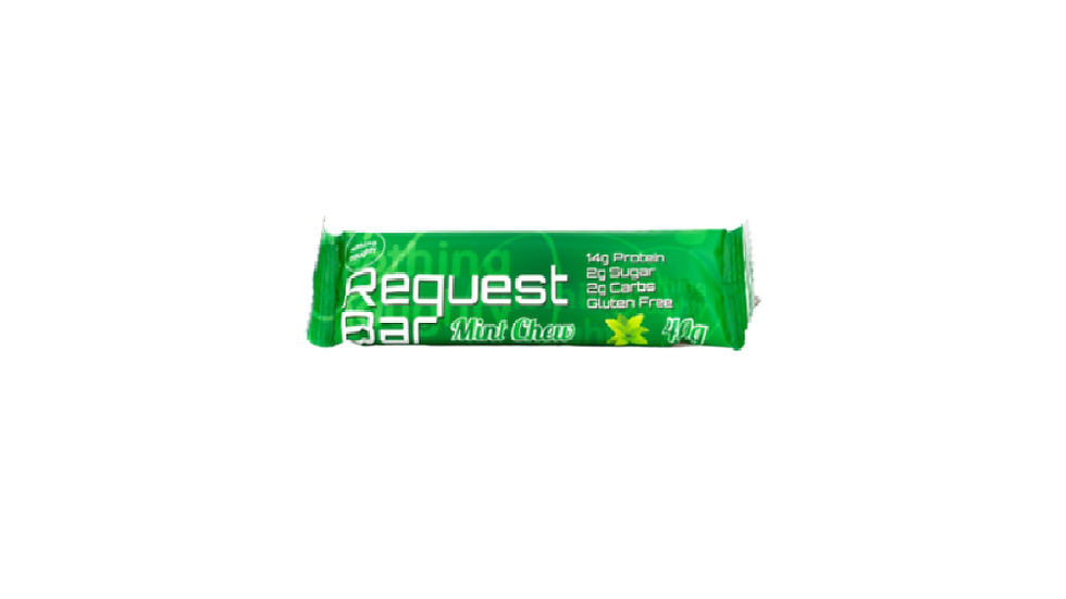 Request Bar - Mint Chew