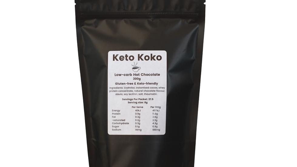 Keto Koko - Low Carb Hot Chocolate