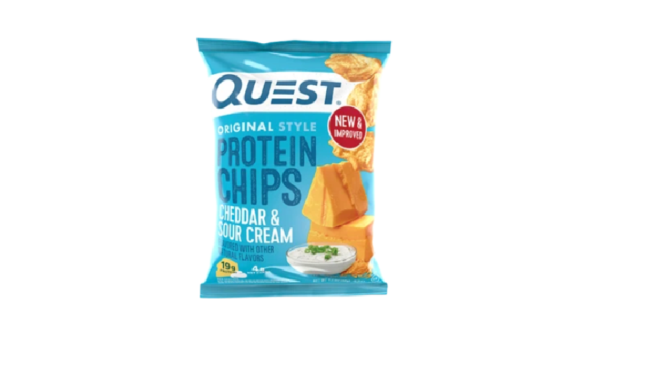 Quest Protein Chips- Sour Cream & Cheddar
