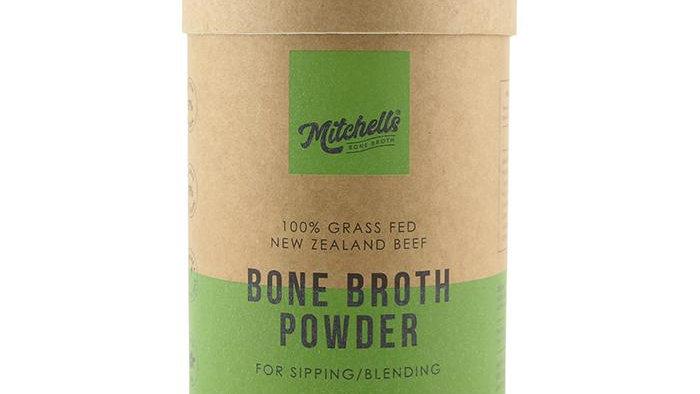 Beef Bone Broth Tub 200g - Mitchell's