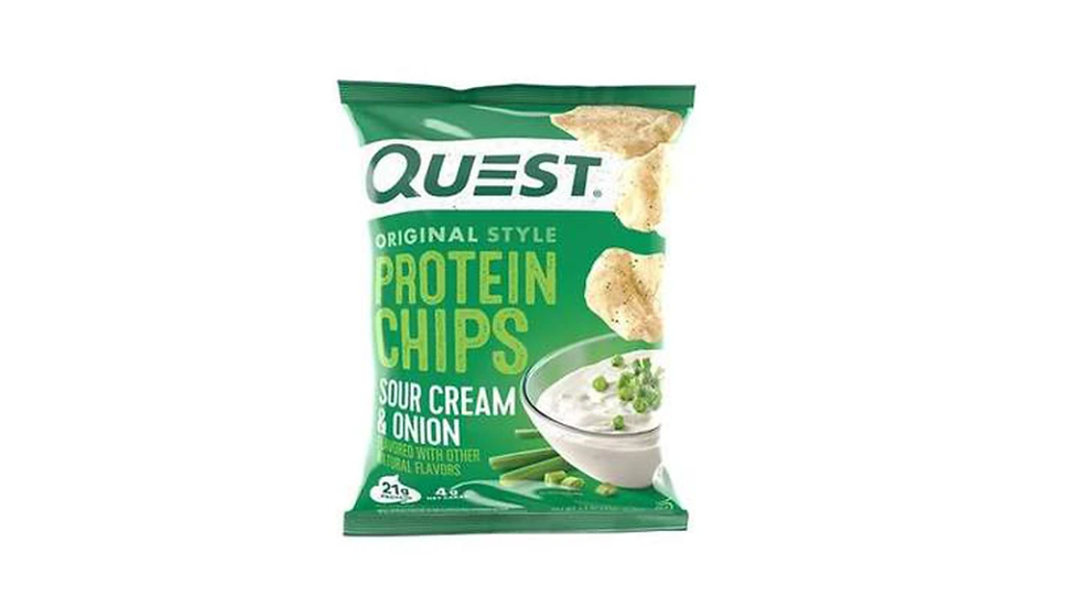 Quest Protein Chip - Sour Cream & Onion