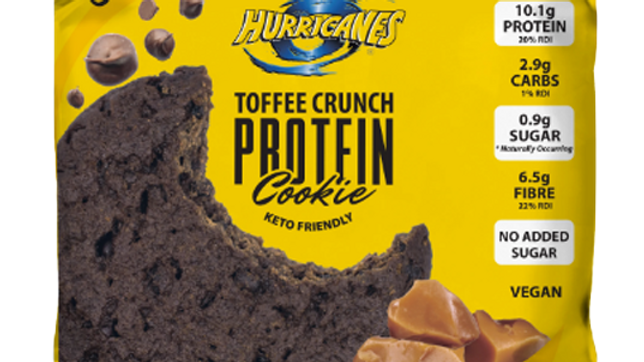 Toffee Crunch Protein Cookie - Justines