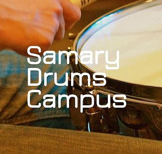 町田にてドラムレッスンを行っているサマリードラムキャンパス。
