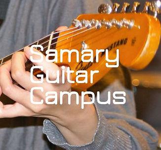 町田、横浜にてギター/ベースレッスンを行っているサマリーギターキャンパス。