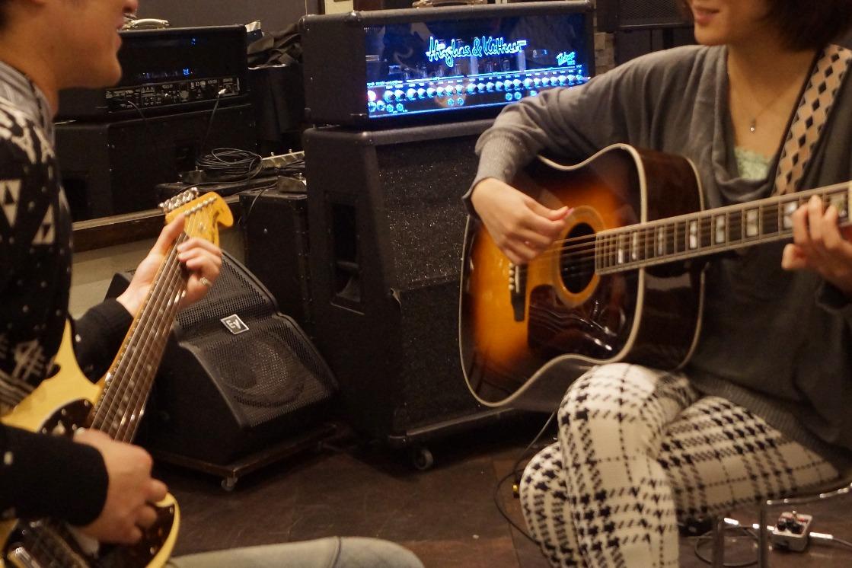 町田、横浜のギター教室