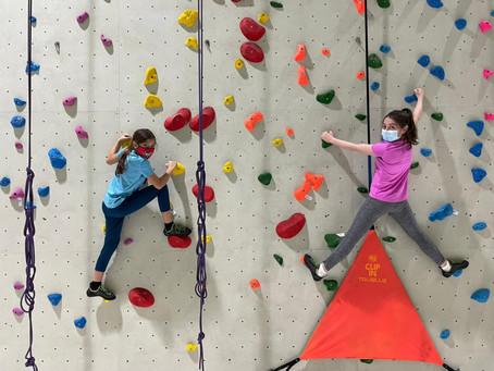 NICAS Spring Climbing Camp 2021