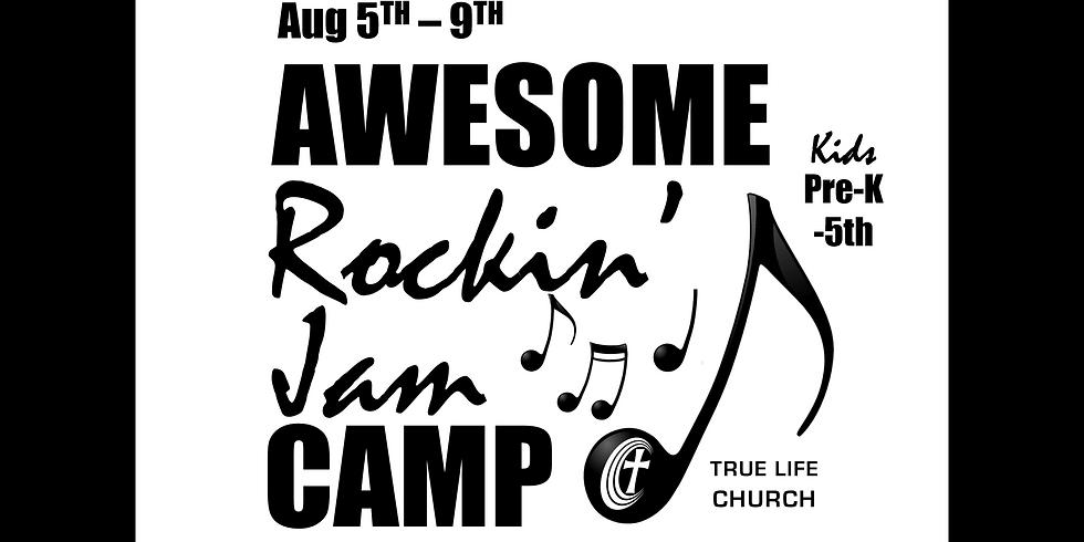 Awesome Rockin' Jam Camp