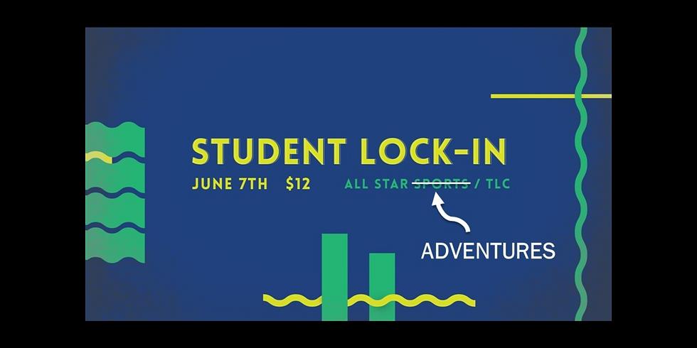 Student Lock-In