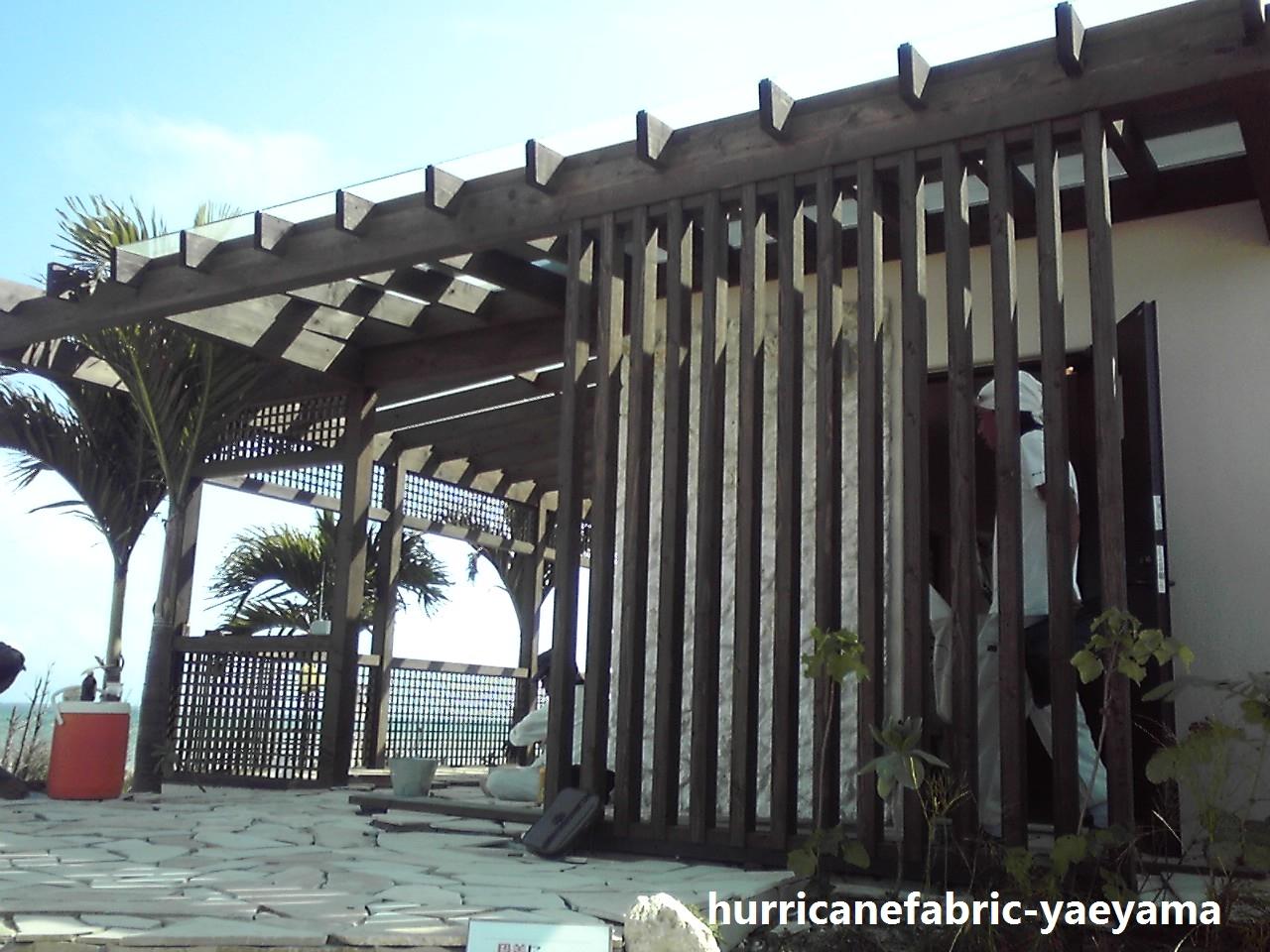 星野リゾート リゾナーレ小浜島 (設置前)