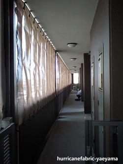 Nマンション 廊下(設置後)
